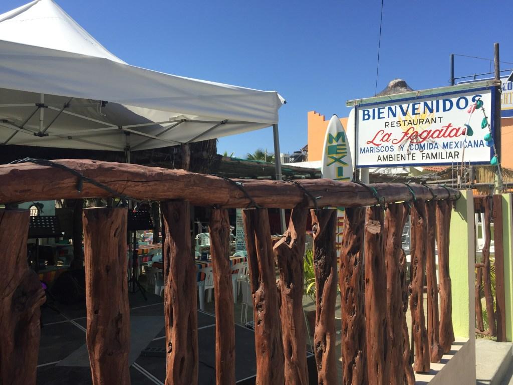 La Fogata Mexican Seafood Restaurant - Los Barriles