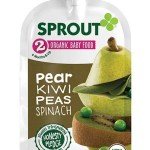 Baby Products-Sprout Foods Baby Food Pear Kiwi Spinach