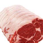 Beef-Ribeye, Lip-On, USDA Choice, Whole