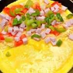 Breakfast In Bed-Egg Based, Western Omelet