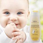 Health & Beauty-Babo Botanicals Moisturizing Baby Shampoo and Wash Oatmilk Calendula