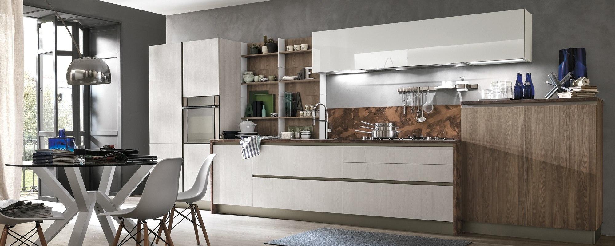 Cucine moderne perfect cucine scavolini moderne le for Pm arredamenti cagliari