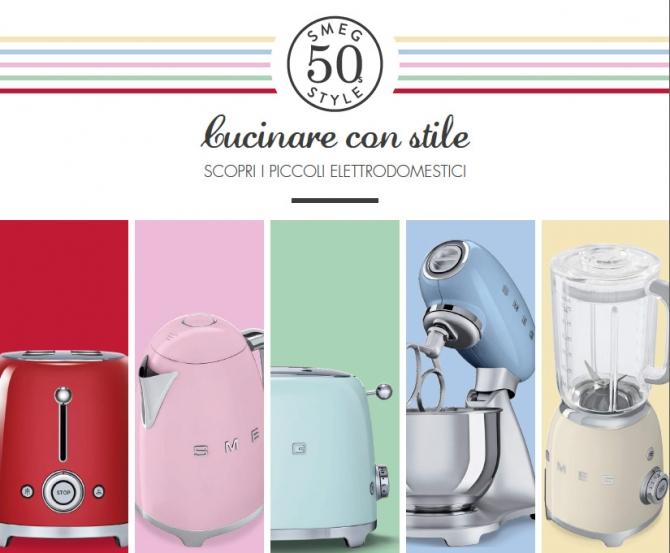 Elettrodomestici SMEG, Cucine moderne Cagliari, Stosa point Selargius,