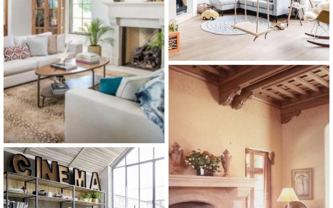 LIVING: progettazione e decorazione