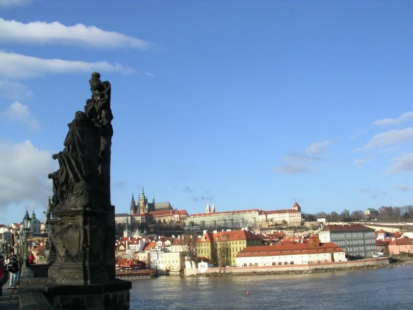 Estatua da Ponte de Carlos V