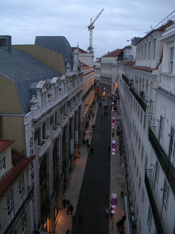 Rua do Carmo. Lisboa
