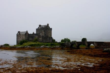 Castelo de Eilean Donan, Escocia