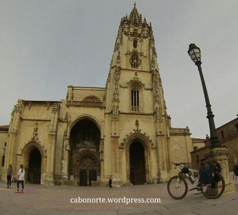 A Catedral de Oviedo