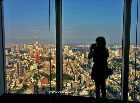 Vistas de Toquio