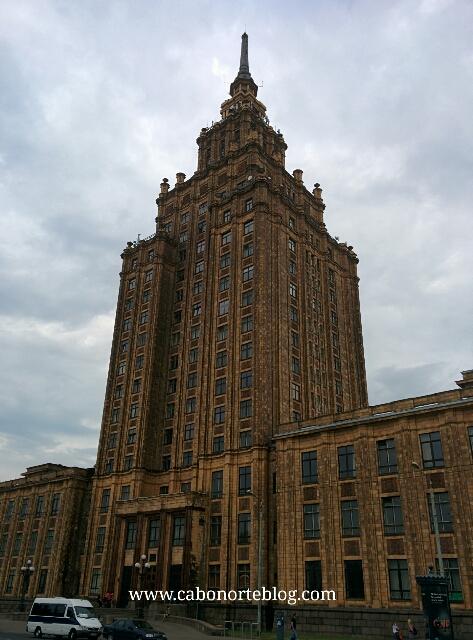 Academia de las Ciencias de Riga
