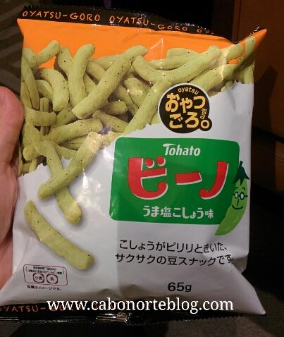 sanack japones, japon