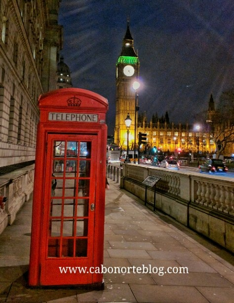 big ben, cabina, london, londres