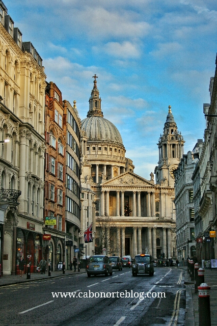 St paul cathedral, london, londres