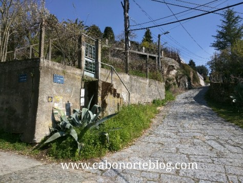 camino de santiago, camino sanabrés, ourense, subida