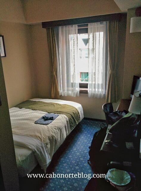 Hotel de negocios en Japón