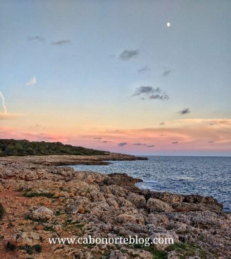 Costa sur de Mallorca