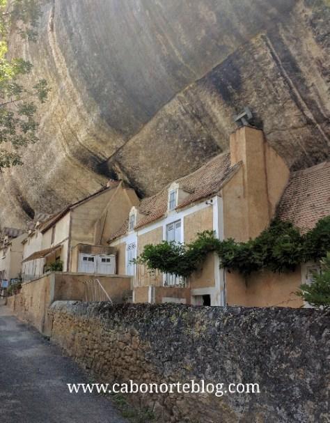 Casas cerca de Les Eyzies