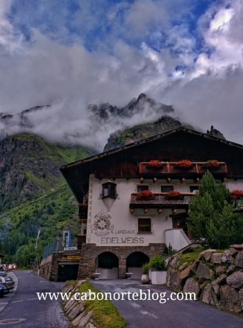 Apartamento en el Valle del Pitztal (Austria)