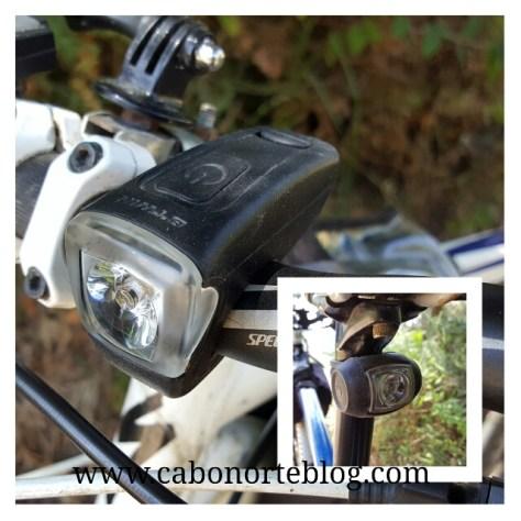 Iluminación bici