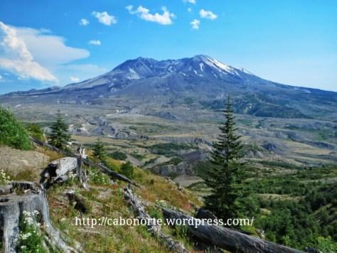 Mont St Helens, EEUU