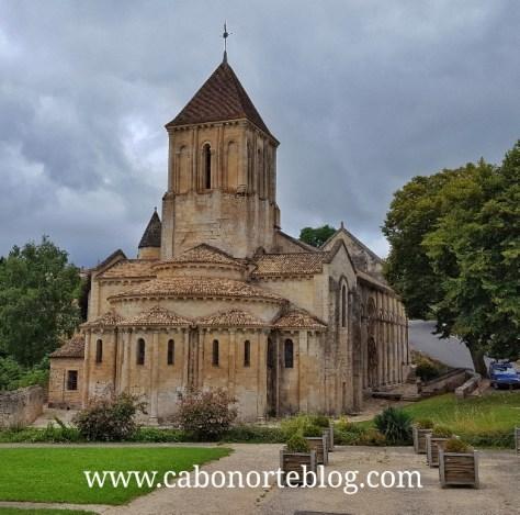 Iglesia románica de Melle