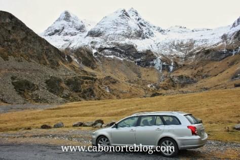 Pirineo francés en invierno