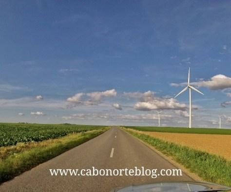 Carretera del norte de Francia