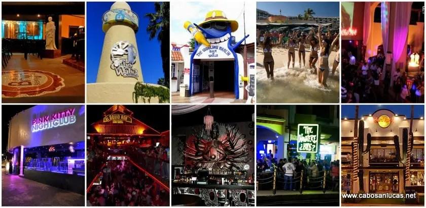 Las 10 mejores opciones de vida nocturna en Cabo San Lucas
