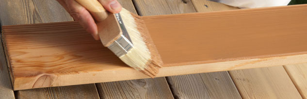 Best Temperature To Stain Wood