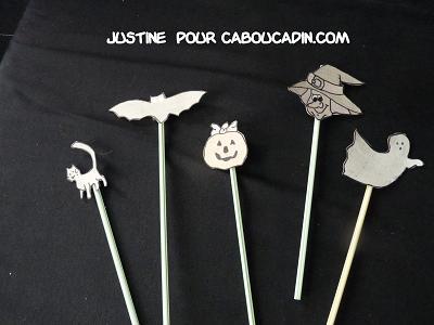 Fabriquer des marionettes pour Halloween