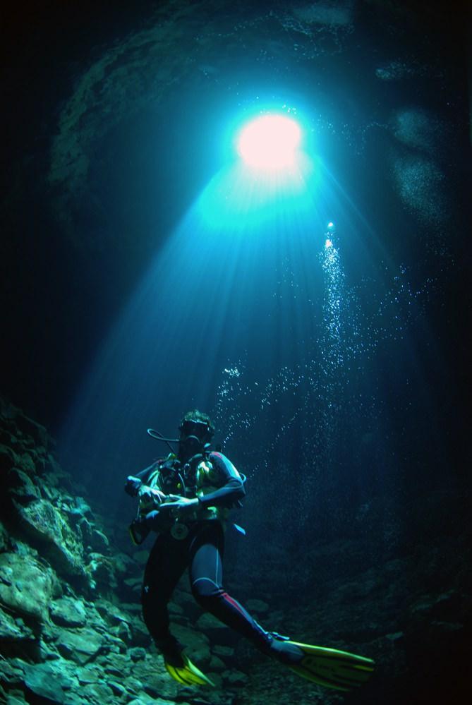 Dive sites buracona Cabo Verde5