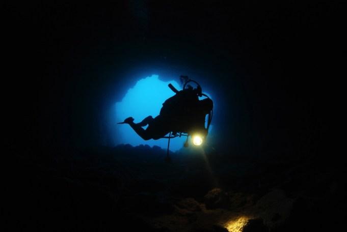 Dive sites buracona Cabo Verde6