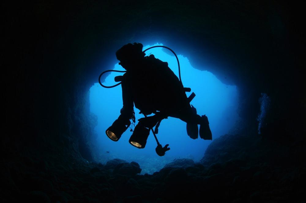 Dive sites buracona Cabo Verde7