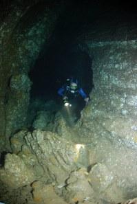 Dive sites langosta verde Cabo Verde6