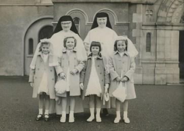 Including Elizabeth Byrne Pat Lynch Mary Yeats & Sis Monica on right 2 -1