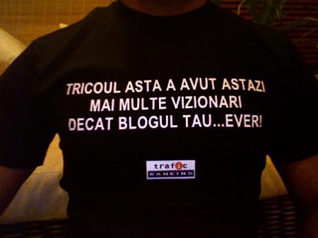 tricou roblogfest Cabral