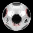 C.E. 2008 official football ball