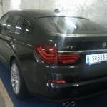 BMW GT back