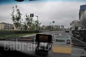 Taxi drivers in Shanghai (1 of 1)