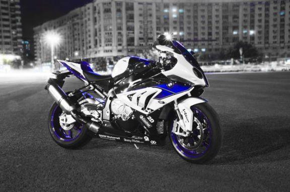 BMW Motorrad HP4 in Romania-2