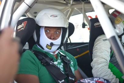 Cabral Ibacka - Napoca Rally Academy - Raliul SIbiului 2013-14