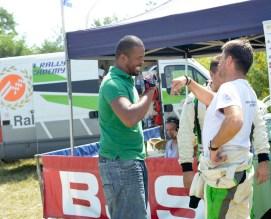 Cabral Ibacka - Napoca Rally Academy - Raliul SIbiului 2013-2