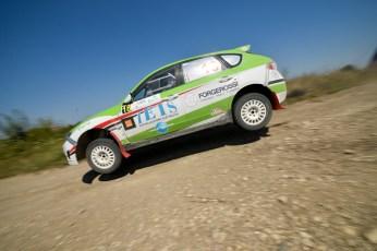 Napoca Rally Academy - Raliul SIbiului 2013-2