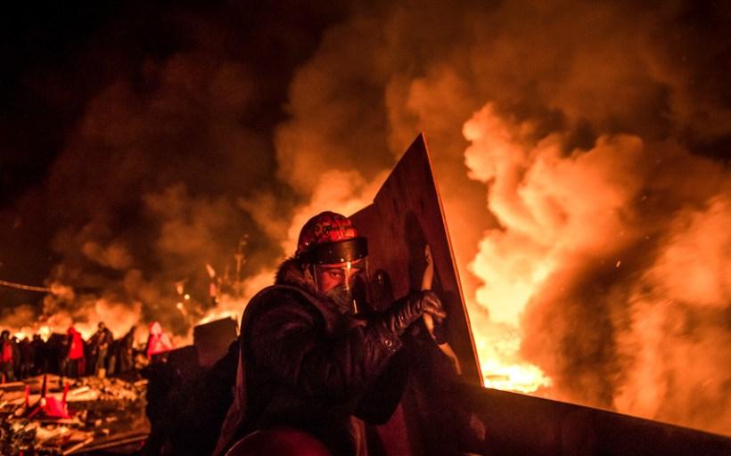 Ucraina - razboi civil sau revolutie