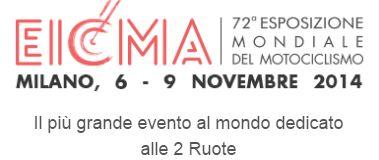 EICMA 2014 logo