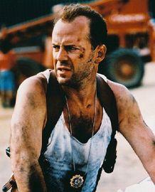 Die Hard Bruce Willis 2
