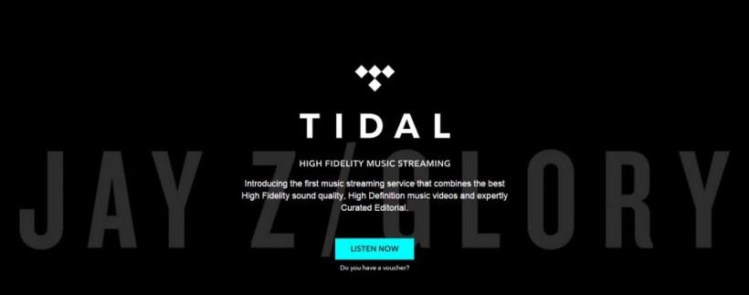 Tidal - Jay Z 2