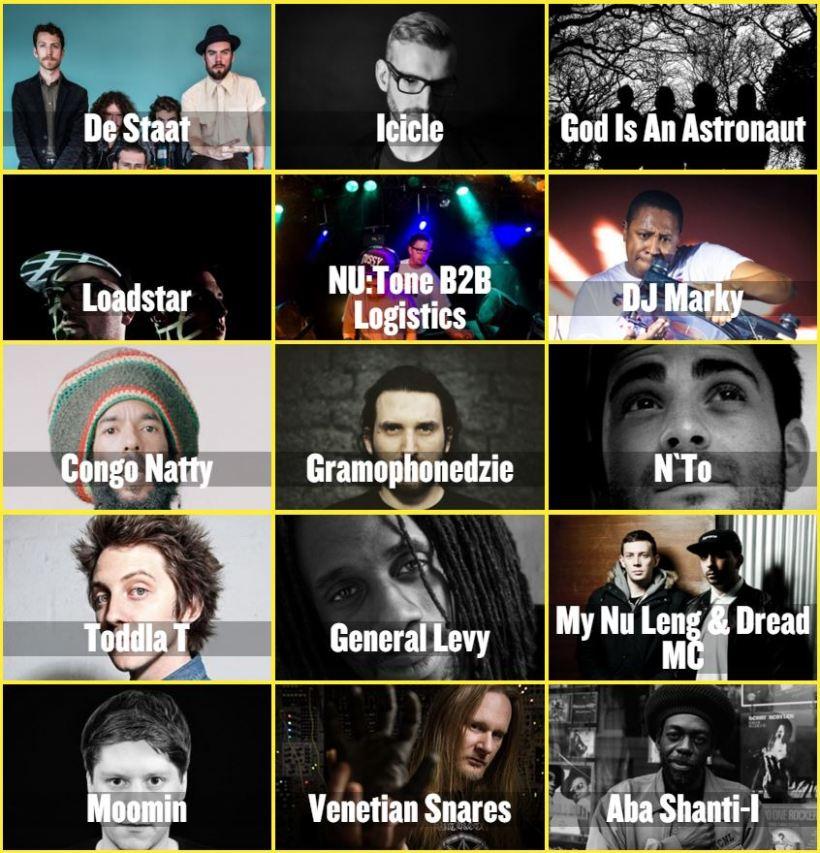 Electric Castle 2016 line-up 3