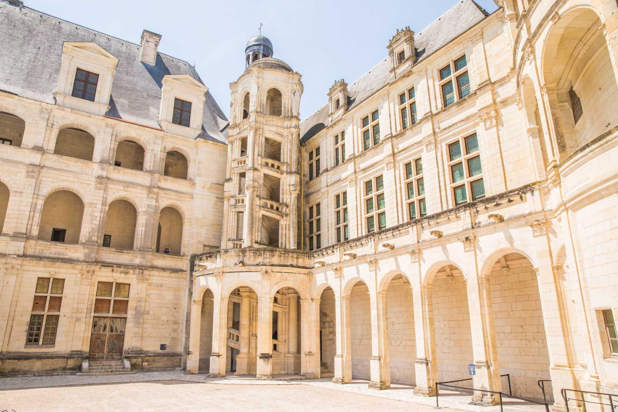 Chambord Chateau (Castle) - 2017 (7 of 66)