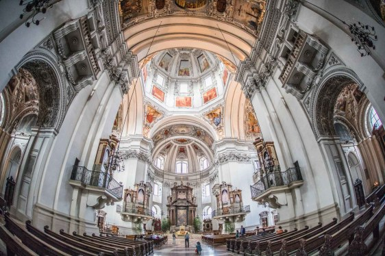 Salzburg Cathedral - Dome of Salzburg 2017 - wide-fisheye pictures (20 of 28)